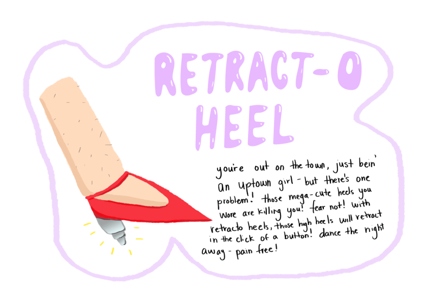 retracto-heel