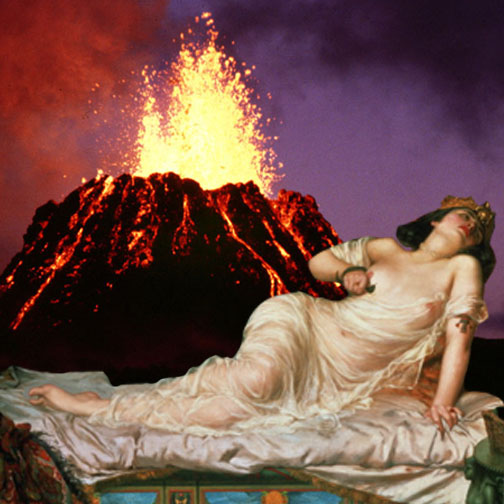 The Probable Volcano Problem of the PtolemaicKingdom