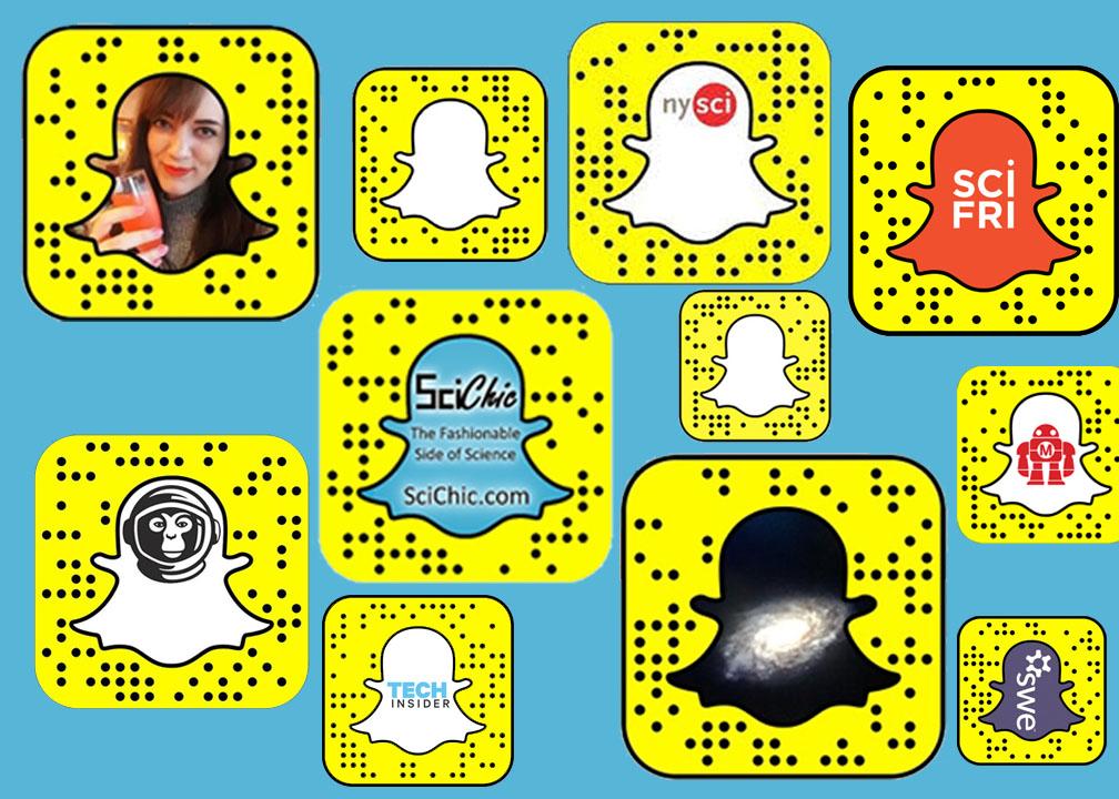 April O Neil Snapchat