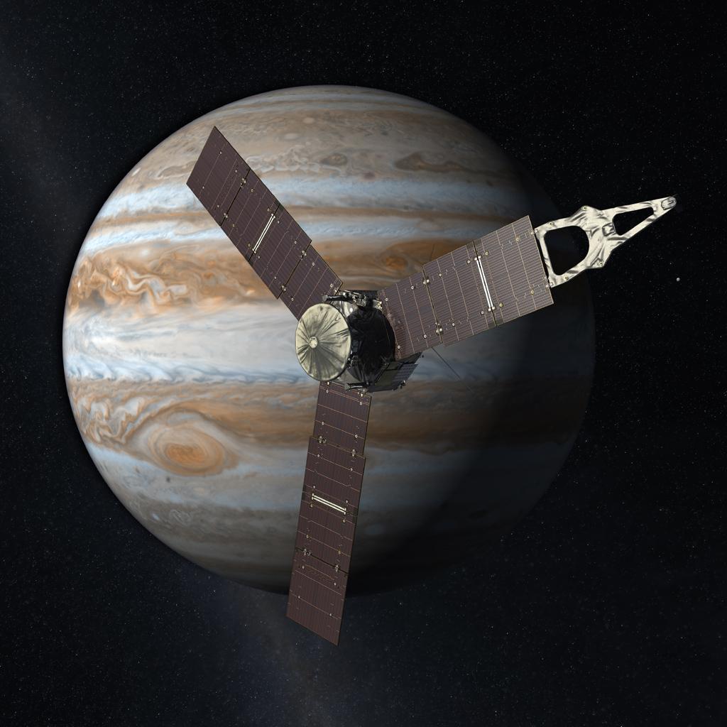 Jupiter's Big Day